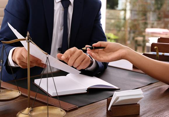 Cabinet d'avocats à Nice